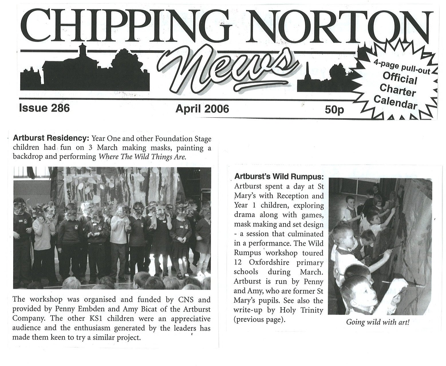 Chipping Norton News, February 2006